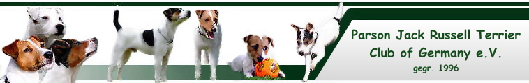 Parson Jack Russell Terrier Club of Germany